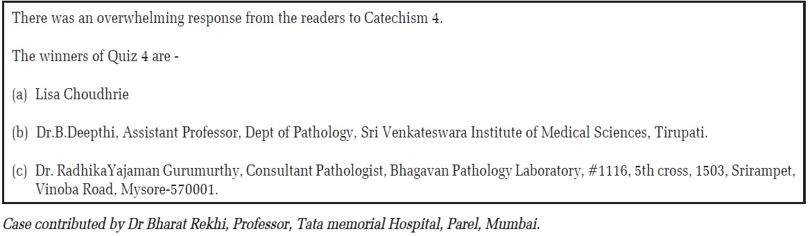 Indian Journal of Pathology and Microbiology (IJPM): Table of Contents